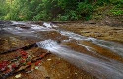 Brandywine Creek Falls Royalty Free Stock Photos