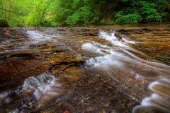 Brandywine Creek Falls Royalty Free Stock Photo