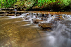 Brandywine Creek Falls Stock Image