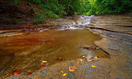 Brandywine Creek Falls Stock Photo