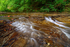 Brandywine Creek Falls Royalty Free Stock Photography