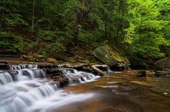 Brandywine Creek Falls Royalty Free Stock Images
