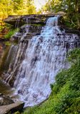 Brandywine Falls -Cuyahoga Valley National Park - Ohio Stock Photo