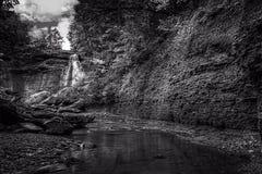 Brandywine Falls stock images