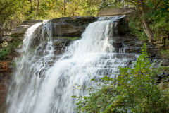 Brandywine Falls Late Summer Royalty Free Stock Images