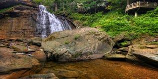Brandywine Falls Panorama Stock Photos