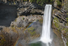 Brandywine Falls, Whistler, BC, Canada Royalty Free Stock Image
