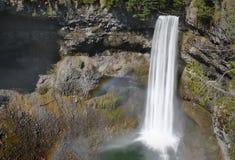 Brandywine Falls, Whistler, BC, Canada Royalty Free Stock Image