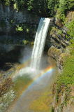 Brandywine waterfall Stock Images