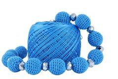 Branelli blu Immagine Stock