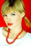 Branelli rossi fotografia stock libera da diritti