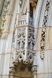 Branford Hall, Йельский университет, CT, США стоковые изображения