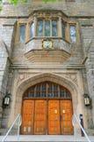Branford Hall, Yale University, CT, EUA Imagem de Stock Royalty Free