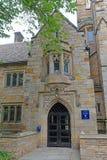 Branford szkoła wyższa, uniwersytet yale, CT, usa obrazy royalty free