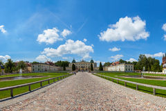 Branicki Palace now The Medical University Royalty Free Stock Photos