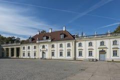 Braniecki Palace in Bialystok Stock Images