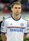 Branislav Ivanovic of Chelsea Stock Photo