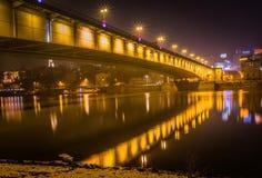 Branko`s bridge Stock Photos