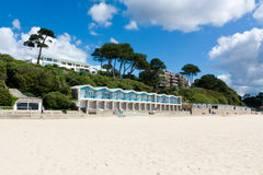 Branksome Chine Beach Stock Photography