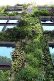 branly quai του Παρισιού μουσείων της Γαλλίας Στοκ φωτογραφία με δικαίωμα ελεύθερης χρήσης