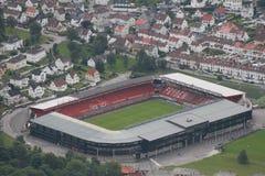 Brann Stadion Στοκ φωτογραφία με δικαίωμα ελεύθερης χρήσης