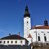 By Branna, Tjeckien arkivfoto