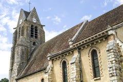 Brannay, church Royalty Free Stock Photos