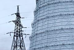 Bransch och energi Royaltyfria Foton