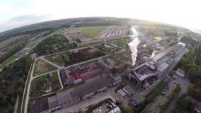 Bransch produktion stock video