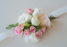Bransoletka kwiaty Obrazy Stock
