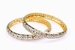 bransoletki diamentu jewellery Zdjęcie Stock