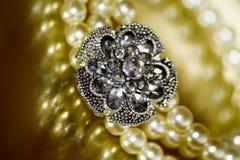 bransoletki perła Obraz Royalty Free