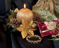 bransoletki złociste Zdjęcia Royalty Free
