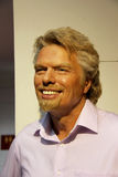 branson richard Royaltyfri Bild