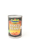 Branston a fait des haricots cuire au four Photo libre de droits