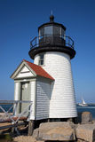 Brant Point Lighthouse Nantucket Stock Images