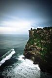 Branta kust- klippor arkivbilder