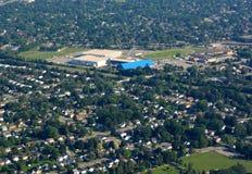 Brantford Ontario, aéreo Fotos de archivo
