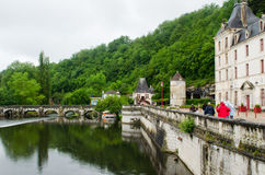 Brantome Stock Photography
