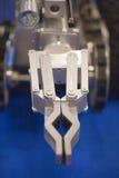 Braço do robô das forças armadas ou da polícia Imagem de Stock