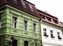 Brașov - Architecture Royalty Free Stock Photos