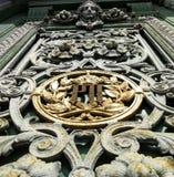 Brasão imperial Fotografia de Stock