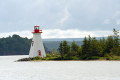 Bras D'Or Lake royalty free stock photography