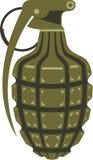 Bras de grenade Image stock
