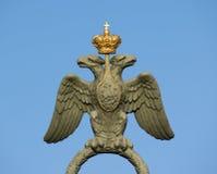 Bras de la Russie avec l'aigle Photo libre de droits