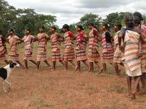Bras de tige de femmes Image libre de droits