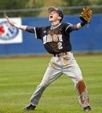 Bras est aînés de série du monde de base-ball de ligue Images stock
