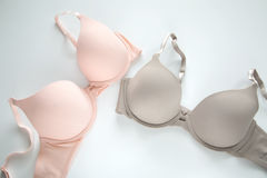 Bras for female Royalty Free Stock Photos