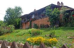 Brashlyan - village in Bulgaria Stock Photo
