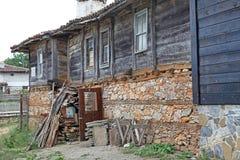 Brashlyan - village in Bulgaria Stock Photography